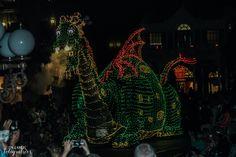 Parques de Orlando Main Street Electrical Parade
