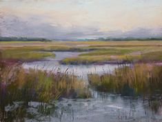 'Another Peaceful Day'       9x12       pastel      ©Karen Margulis  s old   The possibilities are endless. I approach e...