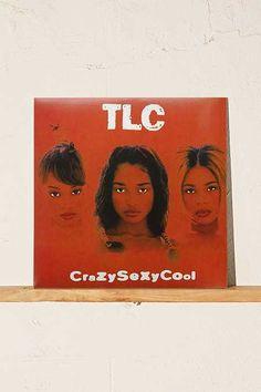 TLC - Crazysexycool LP