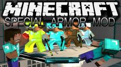 Download Special Armor Mod for Minecraft. This is a very cool mod that adds some awesome armor into the game.