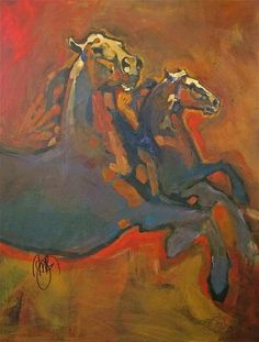 View Peggy Judy's Artwork on Saatchi Art. Find art for sale at great prices from artists including Paintings, Photography, Sculpture, and Prints by Top Emerging Artists like Peggy Judy. Abstract Horse Painting, Horse Paintings, Pastel Paintings, Oil Paintings, Abstract Art, Horse Drawings, Animal Drawings, Animal Sculptures, Sculpture Art