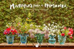 Nossa paixão por Muranos se multiplica com a primavera e as infinitas combinações que podemos [...]
