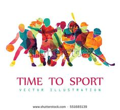 Find Color Sport Background Football Basketball Hockey stock images in HD and millions of other royalty-free stock photos, illustrations and vectors in the Shutterstock collection. Hockey, Football And Basketball, Sports Day, Sports Logo, Basketball Background, Tennis Pictures, Sports Graphic Design, Graphic Art, Sports Illustrated