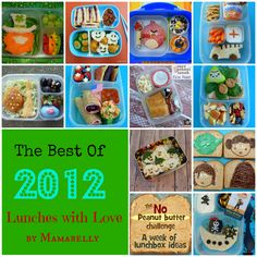 The Best of 2012 from mamabelly.com