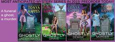 Tonya Kappes new series.