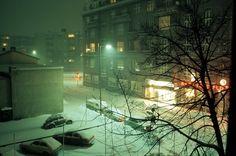 1979 West-Berlin - Charlottenburg, Wilmersdorfer Straße Ecke Schustehrusstraße. ☺
