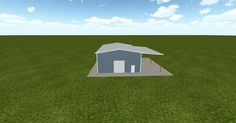 Cool 3D #marketing http://ift.tt/2eRBy51 #barn #workshop #greenhouse #garage #roofing #DIY