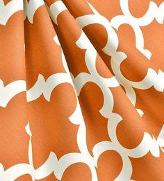 Quatrefoil Lattice Curtain Panels Modern by exclusiveelements