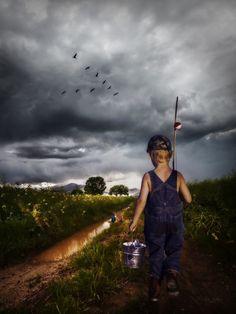 """Empty Handed"": By Ann Wehner Digital Artistry"