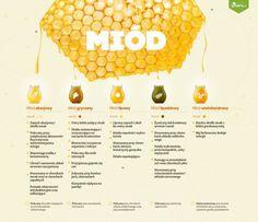 Rodzaje miodów. Zobacz, jaki miód wybrać na konkretne dolegliwości zdrowotne!