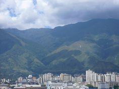 Caracas y el Avila