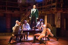 I wanna see this! Lin-Manuel Miranda's independent-minded new musical presents the tale of Alexander Hamilton via hip-hop and R&B ballads. Hamilton Broadway, Hamilton Musical, Theatre Nerds, Musical Theatre, Theater, Christopher Jackson, Broadway Stage, Hamilton Lin Manuel Miranda, Defying Gravity
