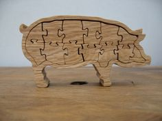 deer puzzles for scroll saw | Share