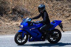 Kawasaki Ninja via Flickr.