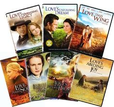 Love Comes Softly Series Janette Oke Love Takes Wing 7 DVDs