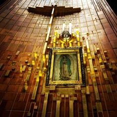 Basílica de Santa María de Guadalupe en Gustavo A. Madero, Federal District