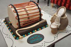 Traditional Nigerian Wedding - Cake