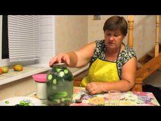 Необычный способ засолки огурцов.Засолка огурцов. Рецепт соленых огурцов. - YouTube