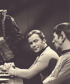 Kirk And Spock #OriginalSeries - Whom Gods Destroy