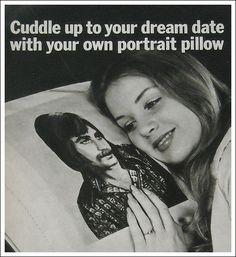 Dream Date Pillow by SA_Steve, via Flickr