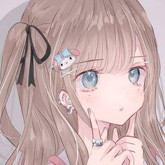 Anime Angel Girl, Manga Anime Girl, Cool Anime Girl, Cute Anime Pics, Anime Neko, Cute Anime Couples, Kawaii Anime Girl, Cute Cartoon Wallpapers, Animes Wallpapers