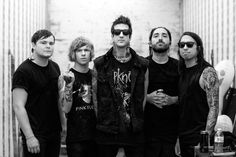 of mice and men, saw these guys play an awesome show with ADTR and Issues at the myth