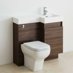 Small Wc Sink : Toilet sink unit