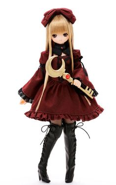 Azone Doll Pure Neemo 8th Excute Majokko Lien Little Witch of Moon Lien Ver 1 1 | eBay