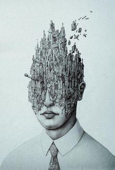 Illustrations by Marija Tiurina | Cuded