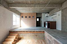 403 architecture, Kenta Hasegawa · The difference of Ebitsuka