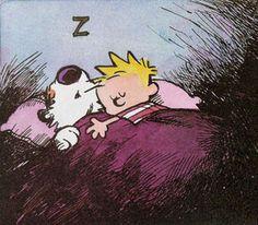 Calvin and Hobbes - ZZZ