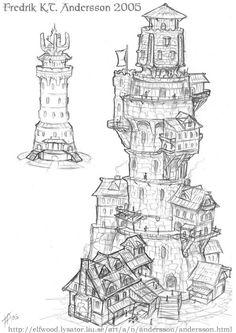 Vampire Tower