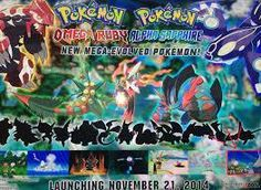 New Gameplay Trailer Reveals Exciting Details for Pokémon Omega Ruby and Pokémon Alpha Sapphire - Binary Options Evolution