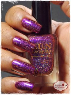 Cheers to the holidays (H) - F.U.N Lacquer