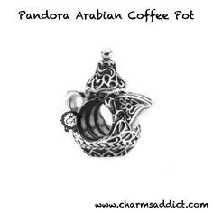 Pandora Autumn 2015 – Arabian Coffee Pot Sneak Peek