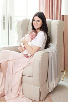 Pink Peonies Nursery Reveal...