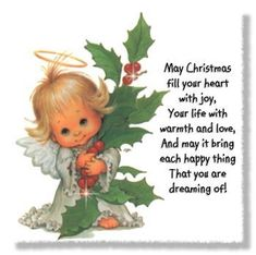 Merry Christmas 2019 - Best Christmas Wishes, Images, Quotes & Amazing Pictures Christmas Card Verses, Christmas Card Messages, Christmas Sentiments, Christmas Blessings, Christmas Love, Christmas Pictures, Christmas Angels, Christmas Holidays, Christmas Cards