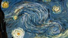 """Starry Night (interactive animation) for iPad and iPhone. Watch the iconic flows of Vincent Van Gogh's """"Starry Night"""" come to life, in a hyp. Vincent Van Gogh, Iphone Video, Arts Integration, Arts Ed, Abstract Watercolor, Cute Wallpapers, Art Lessons, Original Paintings, Photos"""
