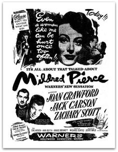 3723 best 1940 s film noir images in 2019 film posters movie 1940s Technology mildred pierce 1945 joan crawford
