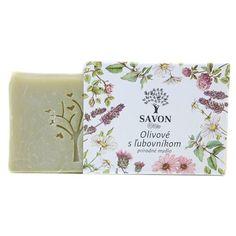 Přírodní mýdlo Olivové s třezalkou Savon - Krásná Každý Den Place Cards, Place Card Holders, Soap