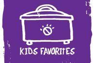 Kids favorites in the crockpot from crockin girls