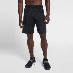 eeb1ef28eaa1 Nike Dri-FIT Men s Logo Training Shorts Size 2XL (Black) in 2018 ...