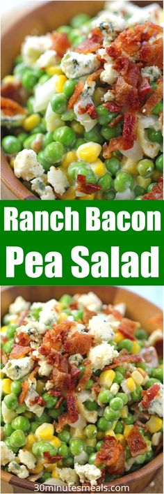Creamy Ranch Bacon P