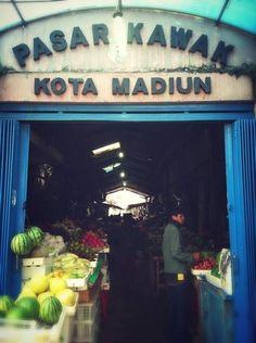 Madiun City Culinary Story Daniel Wiyata 作成 City Streets, Java
