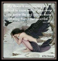 Fatigue Chronic, Lyme Disease and Fybromyalgia is where I need to live with since 3/4 og my life