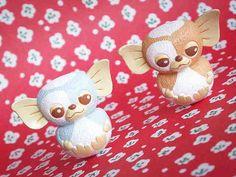 Kawaii Gizmo Gremlins Figure Mini Roly Poly Doll Cute Japan by Kawaii Japan, via Flickr
