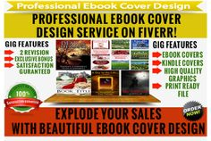 bannerdesigners: design you a Beautiful and Super Cool Ebook or Kindle Cover to WOW Ur Customers for $5, on fiverr.com