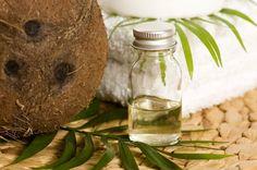 Aceite de coco para el cuidado de la piel