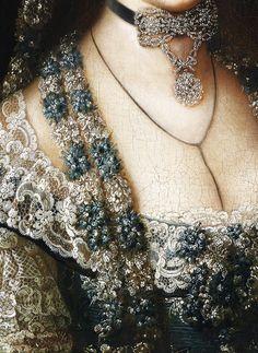 c.1770.Portrait of an archduchess, presumably Archduchess Marie Christine (1742–1798)