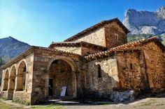 Iglesia de Santa María de Lebeña - Camino Lebaniego - 2017 Año Jubilar Lebaniego#Cantabria #Spain
